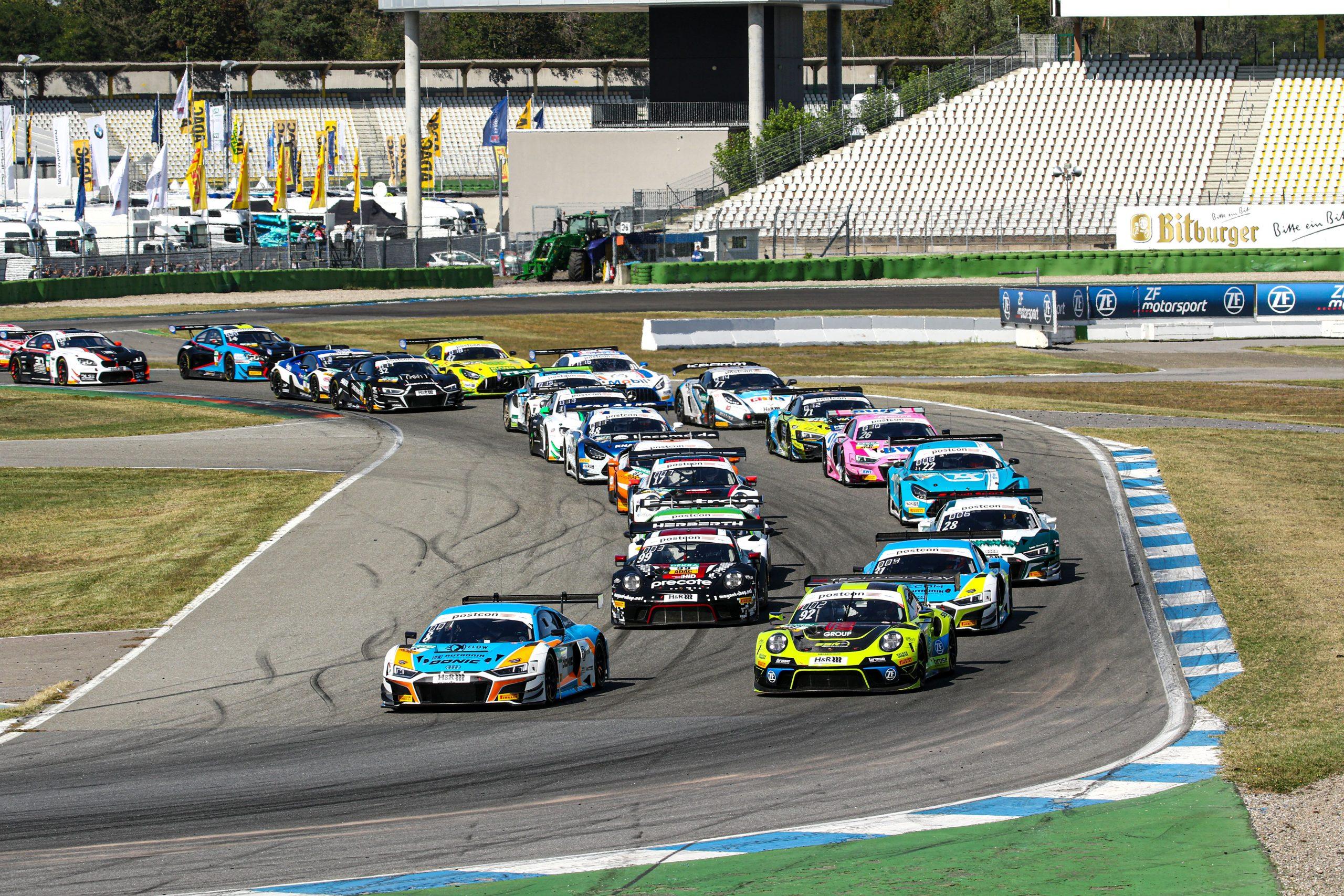 Finale 2021 auf dem Hockenheimring // ADAC GT Masters ...