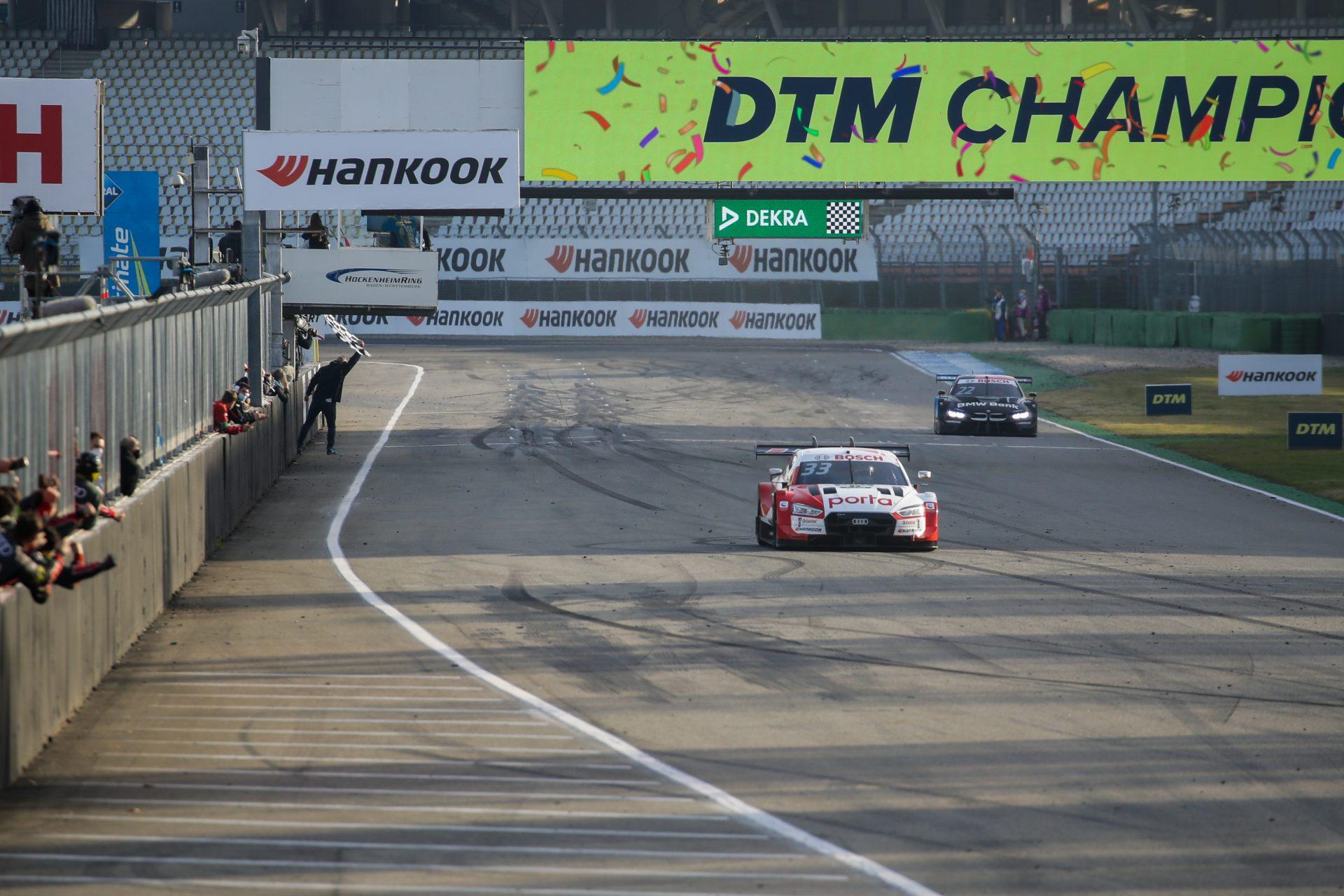 Vor dem Saisonstart: Testfahrten der DTM in Hockenheim und ...